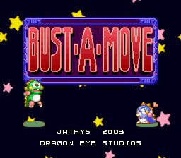 Bust-A-Move [Hack by Dragon Eye Studios v0.50] (~Bust-M-Up)