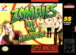 Zombies Ate My Neighbors [Hack by Frank Maggiore v1.0] (~Ultimate Zombies Ate My Neighbors)