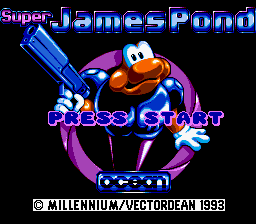 Super James Pond (Beta)