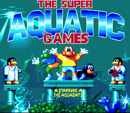 Super Aquatic Games, The (Beta)