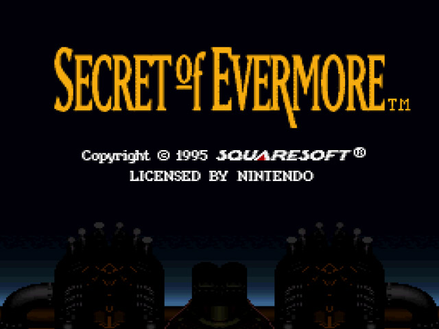 Secret of Evermore [Hack by Ninakoru v1.0] (Balance Enhancement)