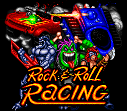Rock n' Roll Racing (Beta)