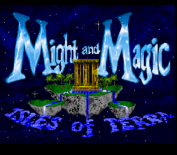 Might and Magic III - Isles of Terra (Beta)