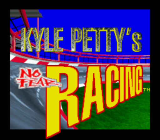 Kyle Pettys No Fear Racing game