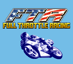 Full Throttle Racing (Beta)
