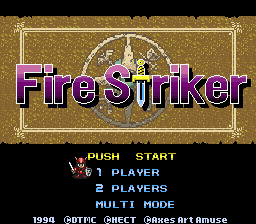 Fire Striker (Beta)