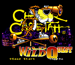 Chester Cheetah - Wild Wild Quest (Beta)