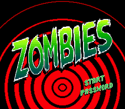 Zombies (Europe)