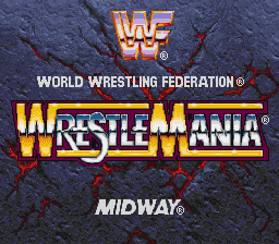 WWF WrestleMania (Europe) on snes