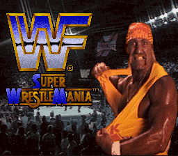 WWF Super WrestleMania (Japan)