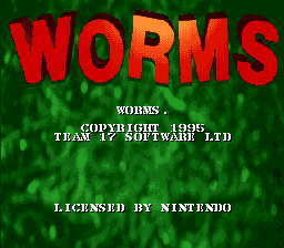 Worms (Europe)