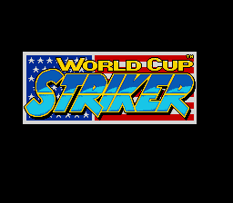 World Cup Striker (Europe) (En,Fr,De)