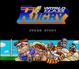 World Class Rugby (Japan)