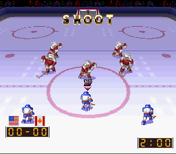 USA Ice Hockey (Japan)