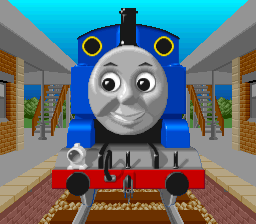 Thomas the Tank Engine and Friends (Europe)