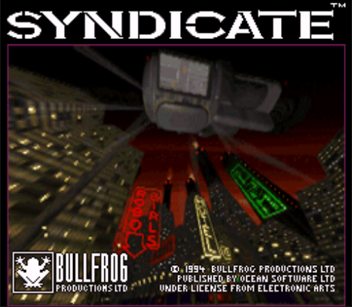 Syndicate (Europe) (En,Fr,De)