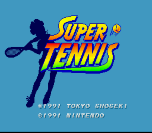 Super Tennis (Europe) (Rev A)