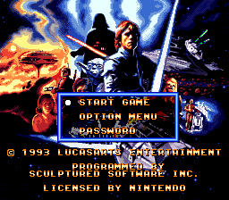 Super Star Wars - The Empire Strikes Back (Europe)