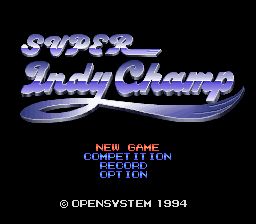 Super Indy Champ (Japan)