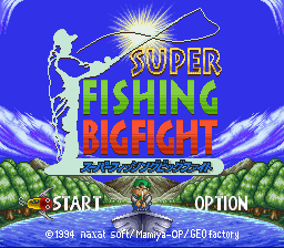 Super Fishing - Big Fight (Japan)