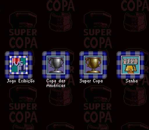 Super copa super nintendo snes game for Super copo