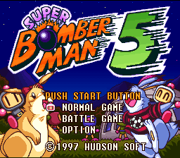 Super Bomberman 5 (Japan)