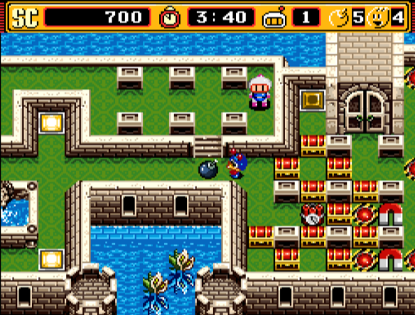 Super Bomberman 2 (Japan) game