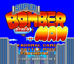 Super Bomberman (Japan)