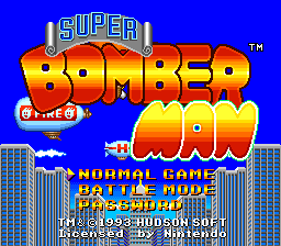 Super Bomberman (Europe)