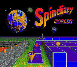 Spindizzy Worlds (Japan)