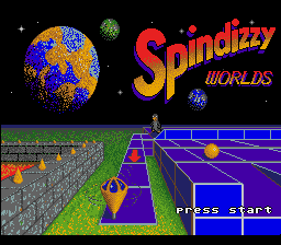 Spindizzy Worlds (Europe)