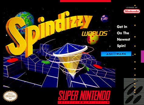 Spindizzy Worlds (Europe) game