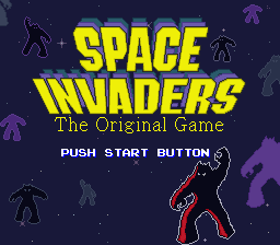 Space Invaders - The Original Game (Japan)
