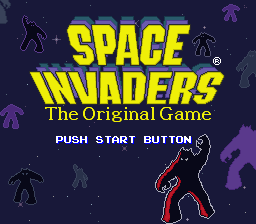 Space Invaders - The Original Game (Europe)