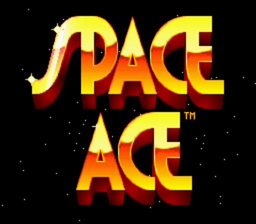 Space Ace (Japan) game