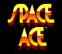 Space Ace (Europe)