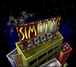 SimCity 2000 (Europe)