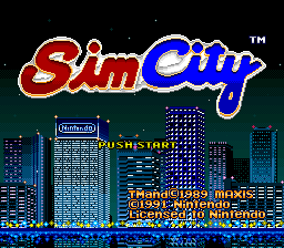 SimCity (Europe)