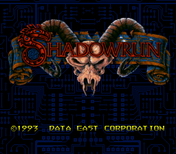 Shadowrun (Japan)