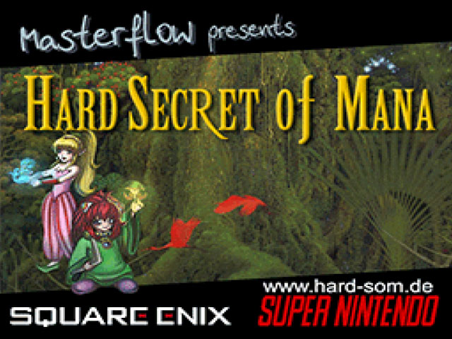 Secret of Mana (Europe) [Hack by Masterflow v1.02] (Hard Mode)