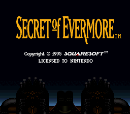 Secret of Evermore (Germany)