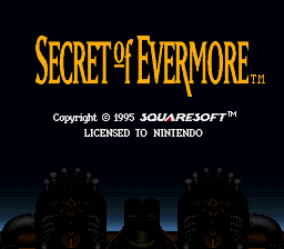 Secret of Evermore (France)
