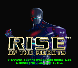 Rise of the Robots (Japan)