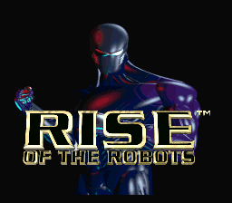 Rise of the Robots (Europe)