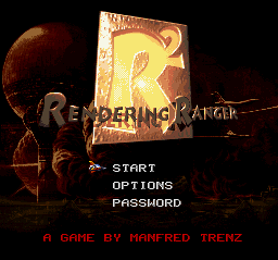 Rendering Ranger R2 (Japan)