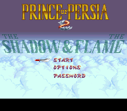 Prince of Persia 2 - The Shadow & The Flame (Europe)