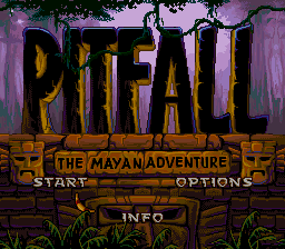 Pitfall - Maya no Daibouken (Japan)