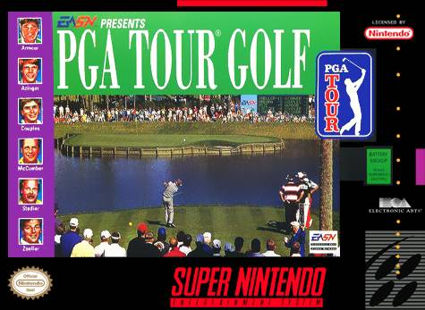 PGA Tour Golf (Europe) game