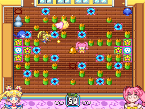 Panic in Nakayoshi World (Japan) [En by Project Sailor Moon v1.0]