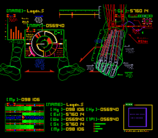 Operation Logic Bomb (Europe) game